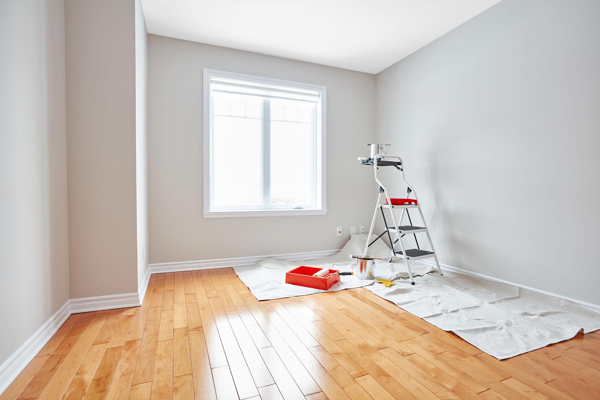 Interior Painting Renovations